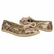 Catalina Shoes (Gold) - Women's Shoes - 7.5 M