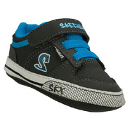 Vert II Crib Inf Shoes (Charcoal/Blue) - Kids' Sho