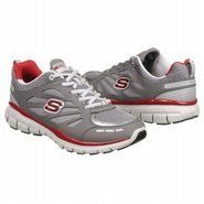 Complete Run Shoes (Charcoal/Red) - Men's Shoes -