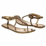 Cinko Sandals (Bronze Metallic) - Women's Sandals