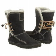 A Lounger Boot Boots (Black Suede) - Women's Boots