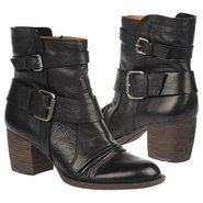 Virtue Boots (Black Leather) - Women&#39;s Boots - 10.