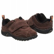Jungle Moc Strap Jr Tod Shoes (Espresso) - Kids' S