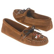 Thunderbird SoftSole Shoes (Brown Suede) - Women's