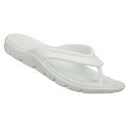 Beaching It Sandals (White) - Women's Sandals - 5.