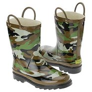 Camo Tod/Pre/Grade Boots (Camo) - Kids&#39; Boots - 11