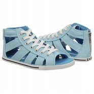 All Star Gladiator Mid Shoes (Neon Blue) - Women&#39;s