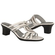 Sarong Shoes (Brite White/Silver K) - Women's Shoe