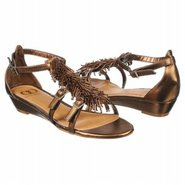 Ratna Sandals (Bronze Metallic) - Women&#39;s Sandals 