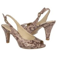 Ideal Shoes (Natural Snake) - Women's Shoes - 7.0
