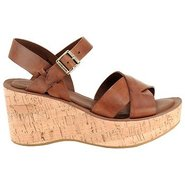 Ava Sandals (Brown) - Women's Sandals - 6.0 M