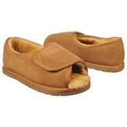 Open Toe Wrap Shoes (Chestnut) - Men&#39;s Shoes - 17.