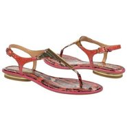 Bali Sandals (Orange) - Women's Sandals - 5.0 M