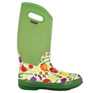 Classic High Garden Boots (Green Multi) - Women's