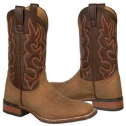 Cinch Boots (Taupe / Tan) - Men's Boots - 7.0 D
