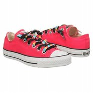 All Star Double Lace Shoes (Raspberry) - Women&#39;s S