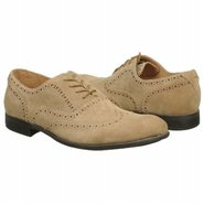 Sid Commuter Wingtip Shoes (Desert Sand) - Men's S