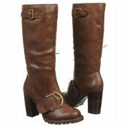 Outpost Boots (Brown Leather) - Women's Boots - 8.