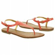 Prycer Sandals (Coral Patent) - Women&#39;s Sandals - 