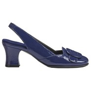 Jacks Shoes (Dk Blue Patent) - Women's Shoes - 9.0