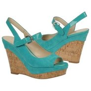 Roxanne Shoes (Turquoise Suede) - Women's Shoes -