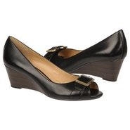 Harriet Shoes (Black Leather) - Women's Shoes - 6.