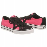 Tory Shoes (Neon Black/Pink) - Women's Shoes - 5.5