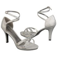 Lourdes Shoes (Silver) - Women&#39;s Shoes - 10.0 M