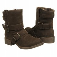 Kaper Boots (Dark Brown Fawn Pu) - Women's Boots -