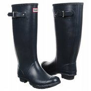 Huntress Wide Calf Boots (Navy) - Women's Rain Boo