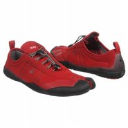 Maliko Shoes (Deep Red/Charcoal) - Men's Shoes - 1