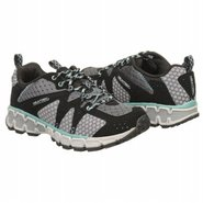 Woodland Trail Shoes (Charcoal/Turq) - Women's Sho