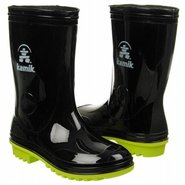 Sunshower Tod/Pre Boots (Black) - Kids' Boots - 12