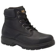 6  Waterproof Work Boot Boots (Black) - Men's Boot