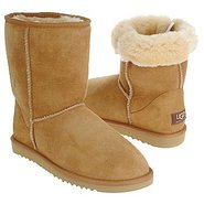 Boots Classic Short (Chestnut) - Women&#39;s UGG Boots