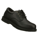 Exalt Shoes (Black Leather) - Men's Shoes - 11.0 M