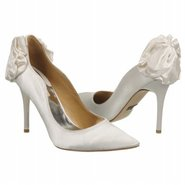 Wysdom2 Shoes (White Satin) - Women&#39;s Shoes - 6.5 
