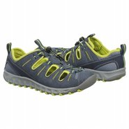 Tikki Shoes (Navy/Lime Green) - Women's Shoes - 7.
