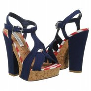 Marionette Shoes (Navy) - Women's Shoes - 7.5 M