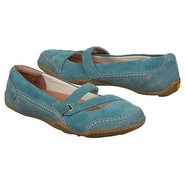 BareStep Double Strap Shoes (Teal) - Women&#39;s Shoes