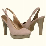 Gracia Shoes (Taupe Suede) - Women&#39;s Shoes - 6.0 M