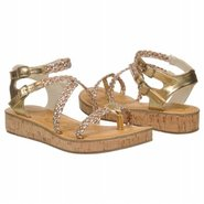 Sancha Shoes (Gold/Copper/Silver) - Women's Shoes