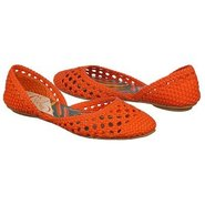 Prairie Angel Shoes (Orange) - Women&#39;s Shoes - 8.5