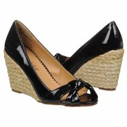 Kimora Shoes (Black Smooth Patent) - Women&#39;s Shoes