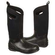 Classic High Shiny Boots (Black) - Women's Boots -