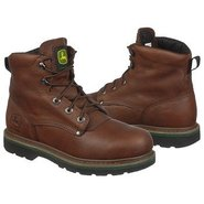 Tractor Safety Toe Boots (Brown) - Men&#39;s Boots - 1