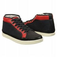 Rabble Mid Shoes (Blue/Red/White) - Men's Shoes -