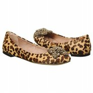 Flora Shoes (Honey Leopard) - Women's Shoes - 7.0