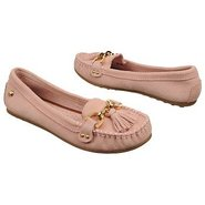 Cypress Moc Shoes (Pink Suede) - Women's Shoes - 7