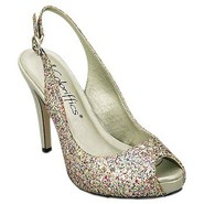 Gala Shoes (Gold Metallic/Multi) - Women's Shoes -